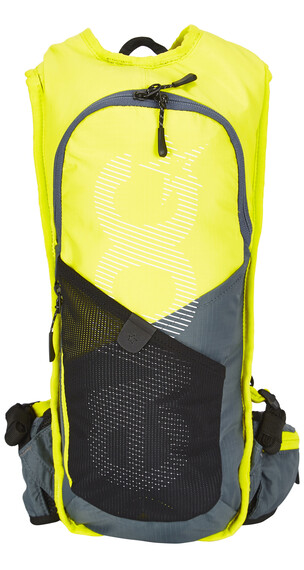 Evoc CC Race reppu 3 L + Hydration Bladder 2 L , vihreä